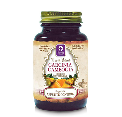 Buy Genesis Today - Garcinia Cambogia - 60 Vegetarian Capsules at