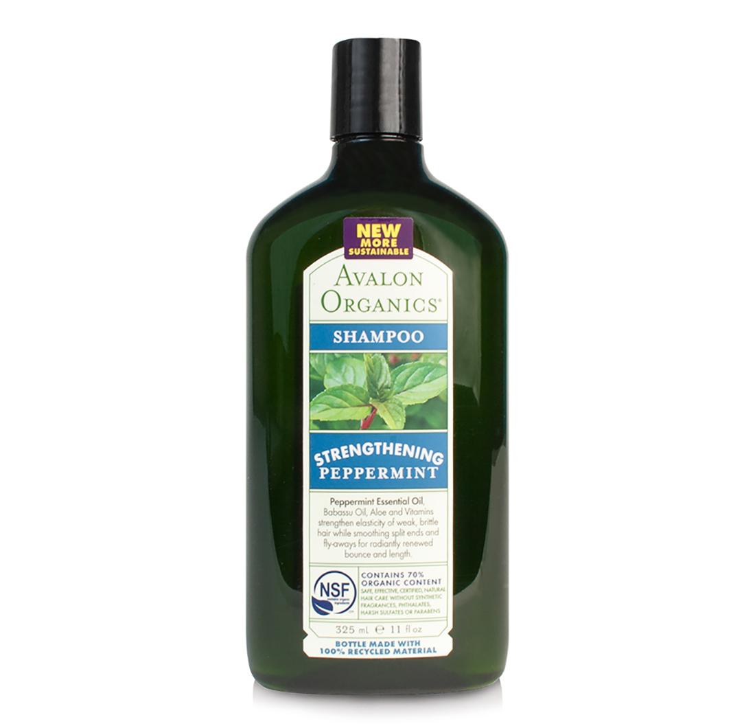 shampooing fortifiant bio menthe poivr e 325ml biovea. Black Bedroom Furniture Sets. Home Design Ideas