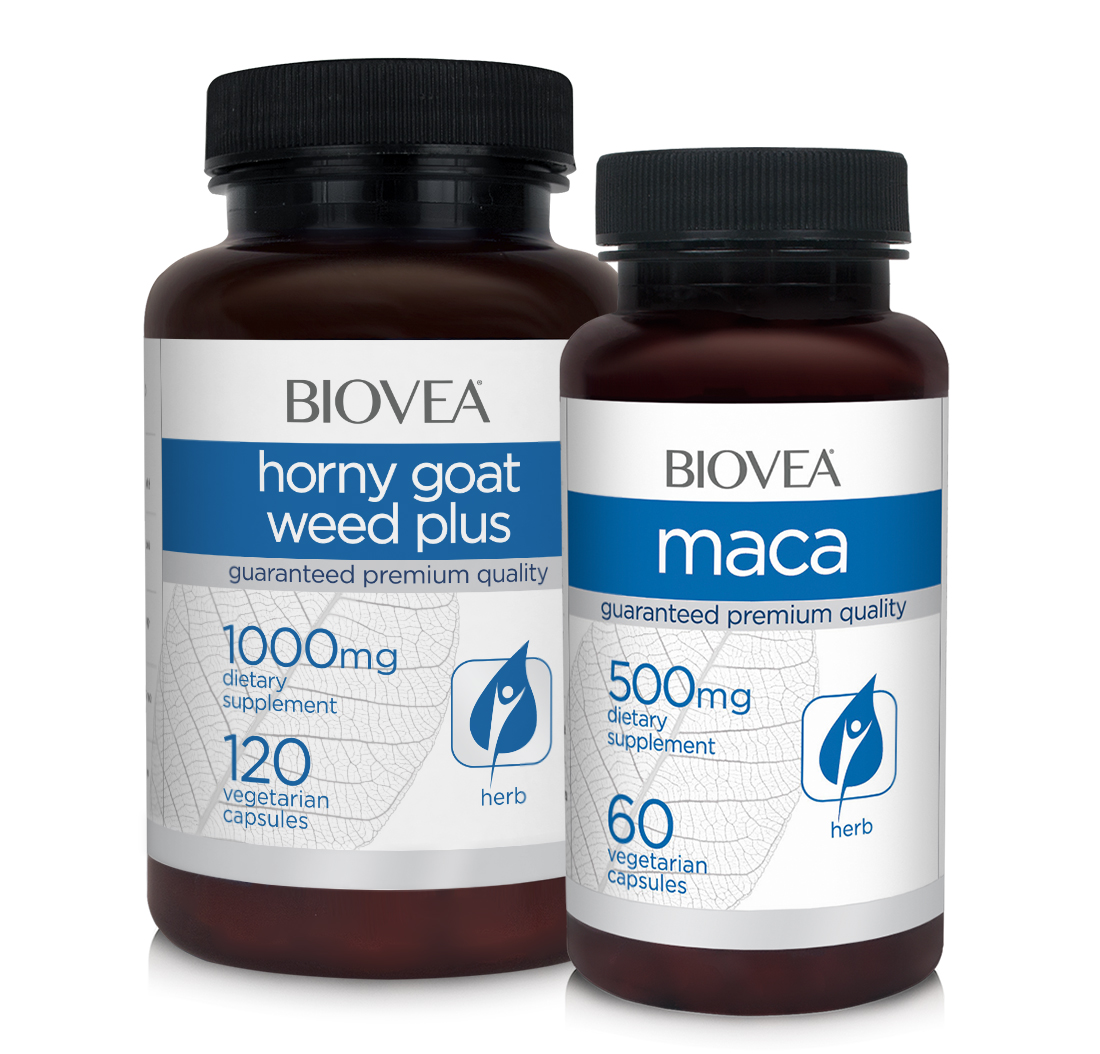 What is super goat weed with maca