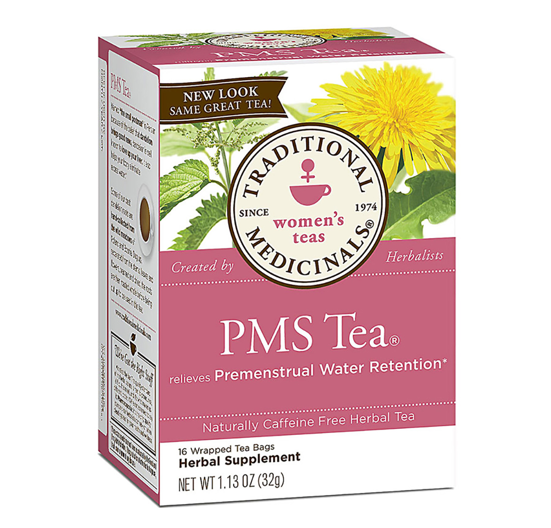 PMS TEA 16 Tea Bags | Traditional Medicinals