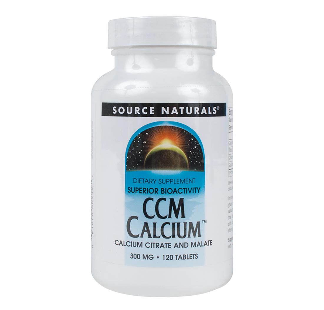 CCM CALCIUM 120 Tablets