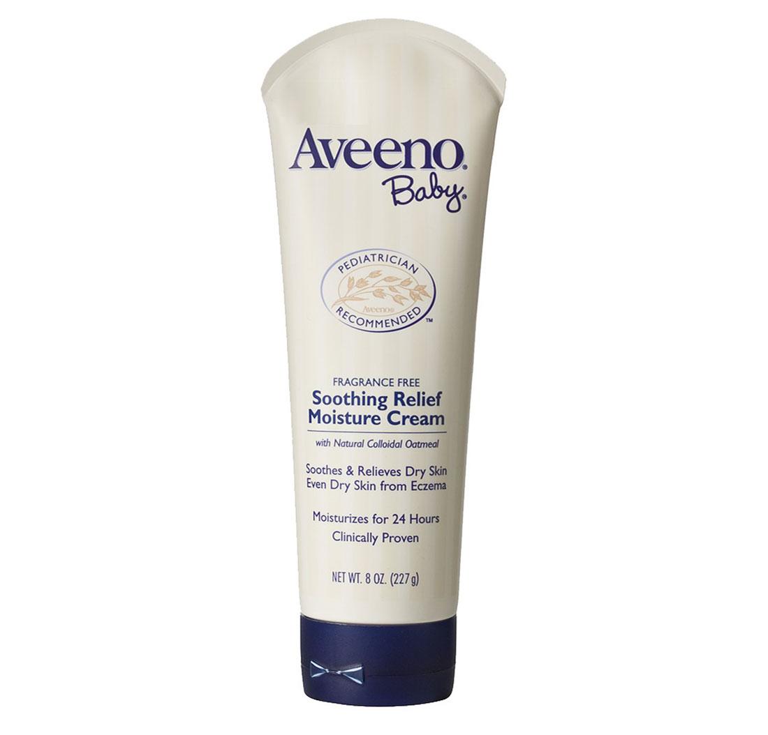 Crema de bebé aveeno para pieles secas Mejillas - 2019