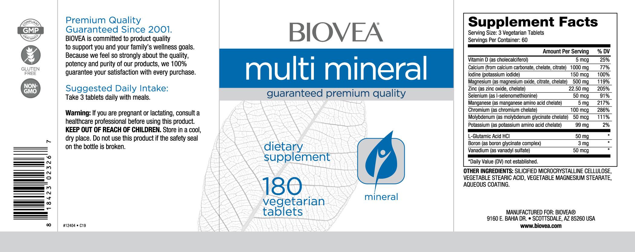 Kirkland reife multi Vitamine und Mineralstoffe