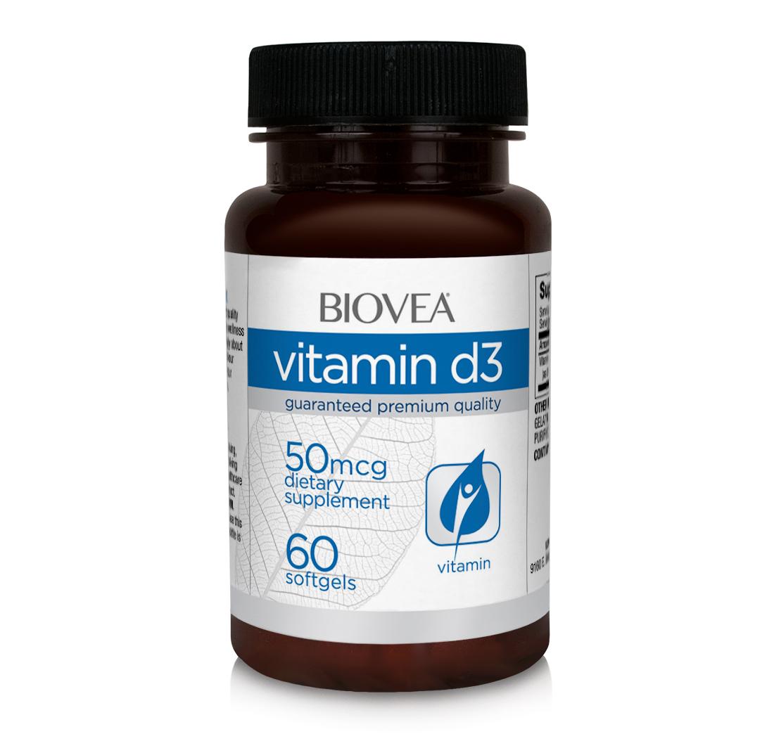 vitamin d 2 000 iu 60 gelkapseln biovea. Black Bedroom Furniture Sets. Home Design Ideas