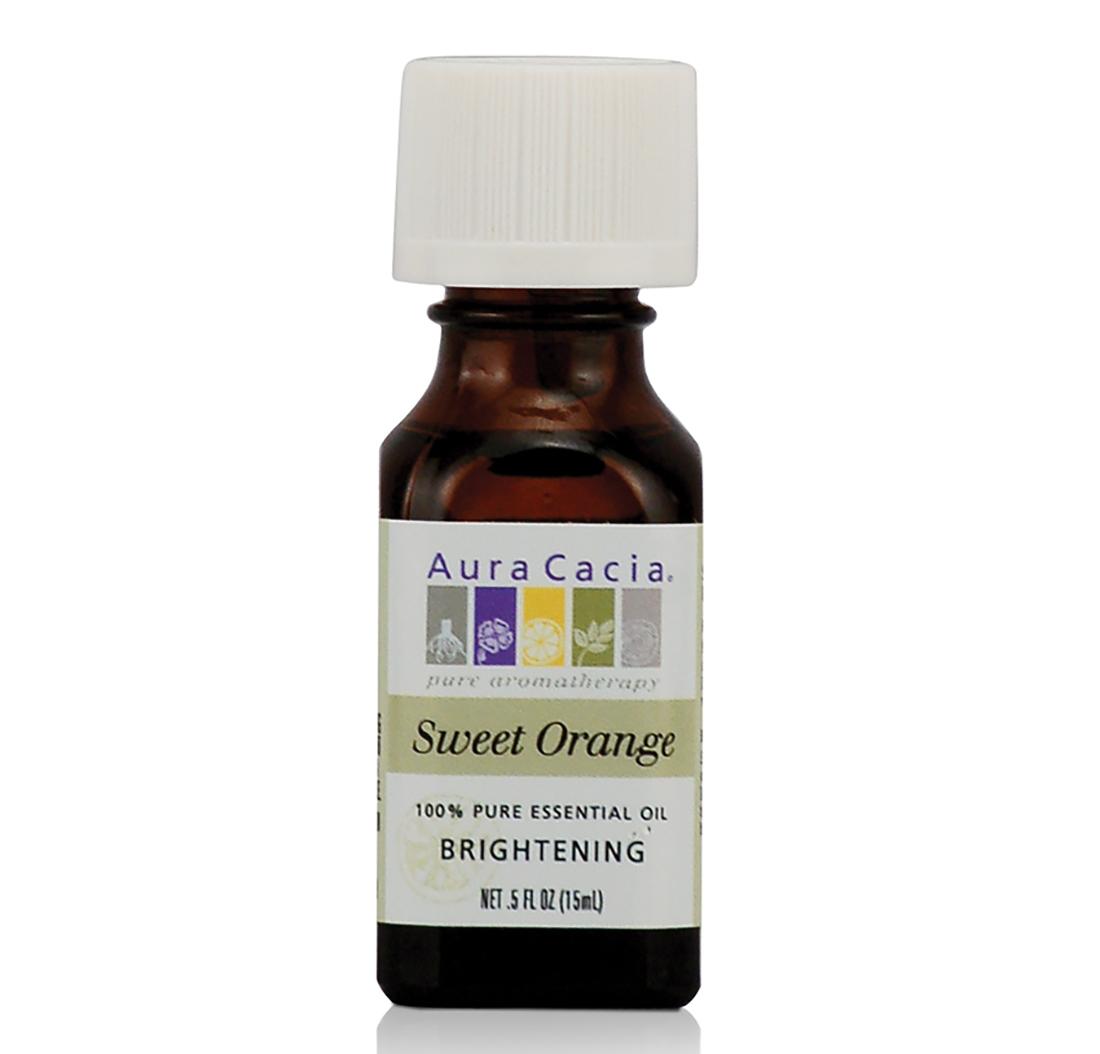 Aceite Esencial De Naranja Dulce 15ml | Aura Cacia | BIOVEA