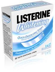 Envios Caracol - Tiras para el aliento Listerine Menta