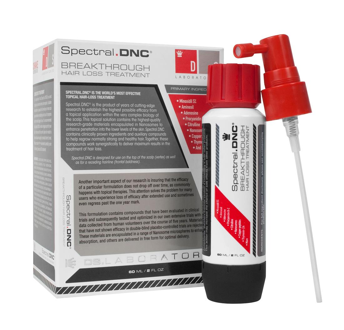 Spectral DNC Traitement Pour Cheveux Clairsemés Minoxidil