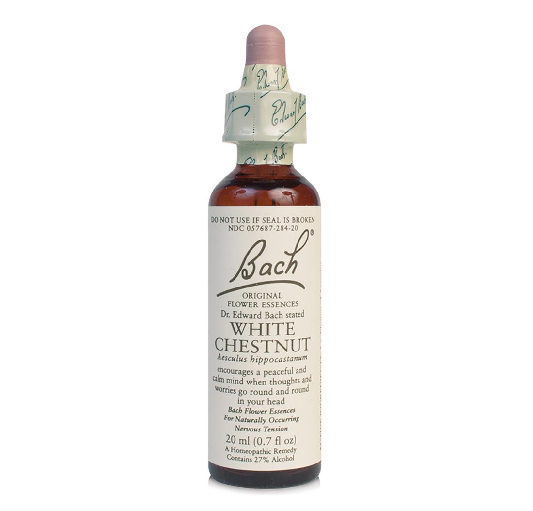 Bach White Chestnut 20ml Bach Homeopathic Medicine