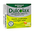 Dulcolax Laxative 200 Tablets Dulcolax Personal Care