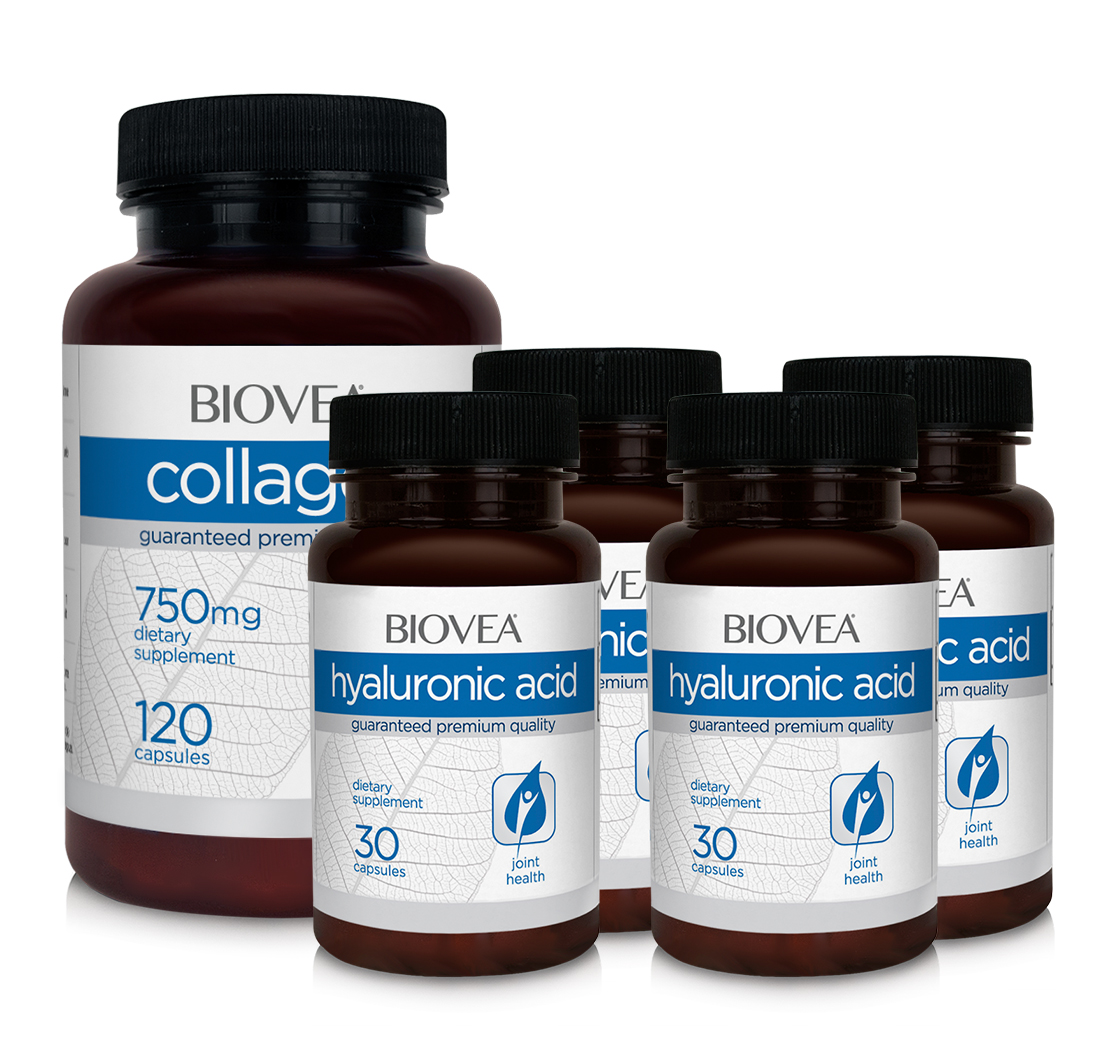 COLLAGEN & HYALURONIC ACID YOUTHFUL SKIN VALUE PACK