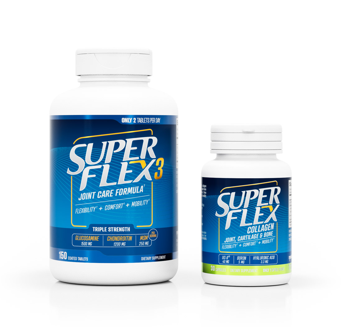 superflex 3 superflex uc ii value pack joint supplements. Black Bedroom Furniture Sets. Home Design Ideas