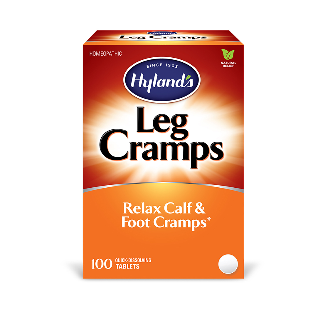 LEG CRAMPS (With Quinine) 100 Tablets